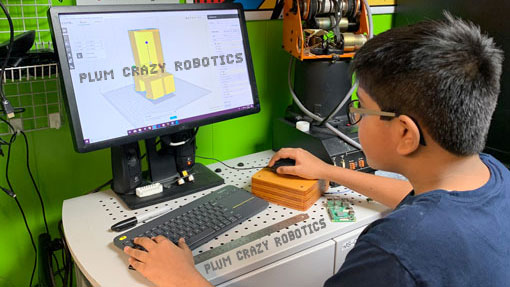 Local Robotics Classes