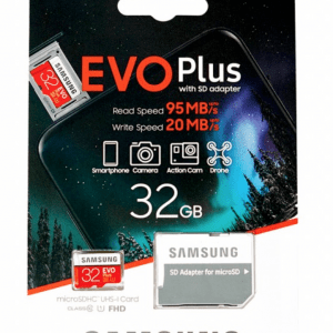 Plum Crazy Robotics - 32GB Micro SD Card
